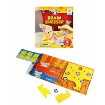 Smart Games - Magnetic Travel Ementáli - Brain Cheeser