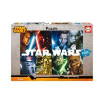 Educa Star Wars puzzle, 1500 darabos